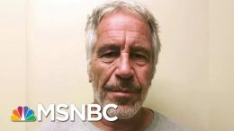 Epstein Judge Stands By Holding 'Essential' Victims Hearing | MSNBC 4