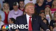 President Donald Trump Disciplined In Ohio, But Faces Few Guardrails In WH | Morning Joe | MSNBC 5
