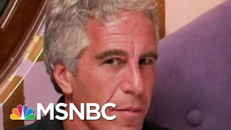 Epstein Accusers On Abuse: 'He Was Very Strategic In How He Approached Us' | Andrea Mitchell | MSNBC 1