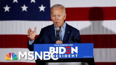 Biden's New Heart-Wrenching Campaign Ad | Deadline | MSNBC 6