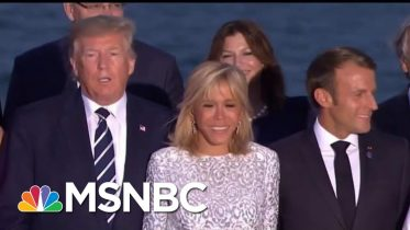 Trump's Instability Threatens To Deprive Him Of One Of His Re-Election Arguments | Deadline | MSNBC 6