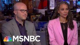 Deutsche Bank Has 'Vast Trove' Of President Donald Trump Records | The Beat With Ari Melber | MSNBC 5