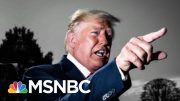 Trump Defends Russia, Ups His China Trade War... And Tweets About Bed Bugs | The 11th Hour | MSNBC 3