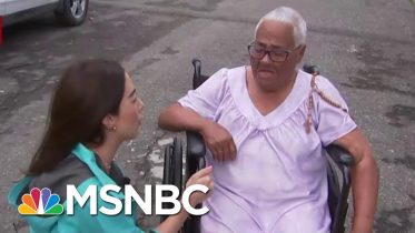 Puerto Rico Resident 'Very Worried' As Island Braces For Tropical Storm Dorian | MSNBC 5