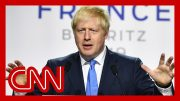 Boris Johnson's suspension of Parliament faces challenges 2