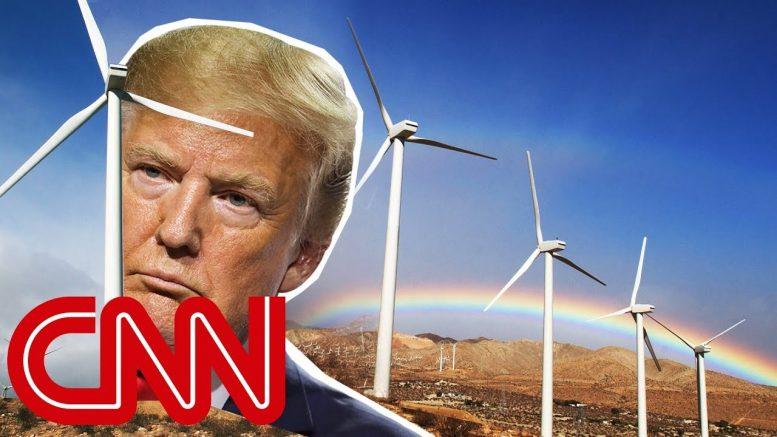 Donald Trump's war on windmills 1
