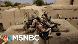WaPo: A Deal With The Taliban Could Mean Our Troops Could Come Home | Velshi & Ruhle | MSNBC 8