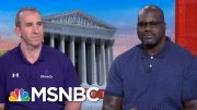 Shaquille O'Neal Talks 'Steady' Platform & How It Supports Gig Economy Workers | Morning Joe | MSNBC 3