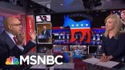 All Top Democrats Beat President Donald Trump In New Quinnipiac Poll | Velshi & Ruhle | MSNBC 4