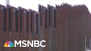 White House: Trump Is Joking When He Talks About Border Wall Pardons | Velshi & Ruhle | MSNBC 6