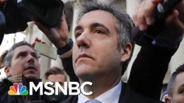 NYT: Manhattan DA Subpoenas Trump Org Over 2016 Hush Money | Velshi & Ruhle | MSNBC 5