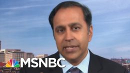 Rep. Raja Krishnamoorthi: Democrats Must Do More On Trump Oversight | MTP Daily | MSNBC 3