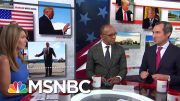 The Stunning And Possibly Illegal Lengths Trump Is Willing To Go To Get His Wall | Deadline | MSNBC 5