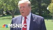 'Textbook Example Of Abuse Of Power': Fmr Top DOJ Atty Rips Trump | The Beat With Ari Melber | MSNBC 4