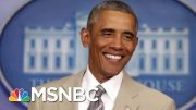 Remembering Barack Obama's Biggest Scandal: The Tan Suit | All In | MSNBC 5