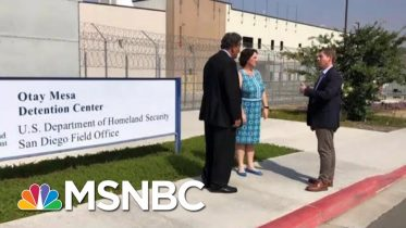 Rep. Katie Porter On What She Saw At The Border | The Last Word | MSNBC 2