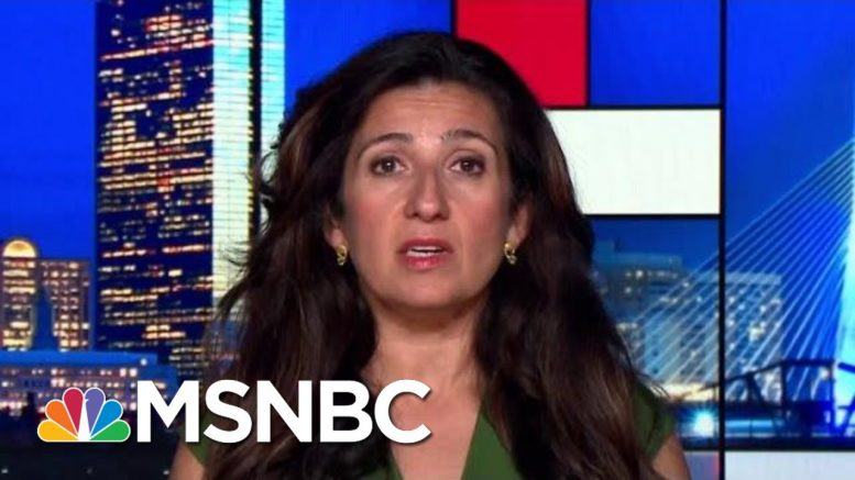 Trump Sparks Panic, Chaos Targeting Ailing Immigrant Children   Rachel Maddow   MSNBC 1