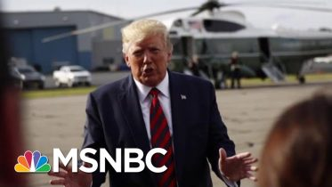 Trump Denies Report He'd Pardon Aides Over Wall | Morning Joe | MSNBC 10