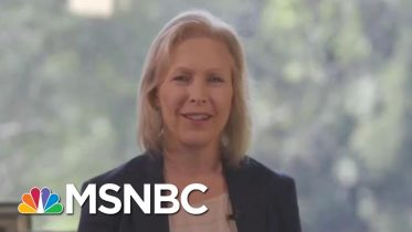 2020 Democratic Field Narrows As Gillibrand Drops Out Of Race | Velshi & Ruhle | MSNBC 2