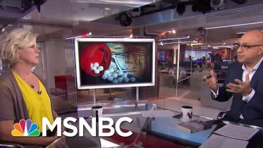 Opioid Cases Could Have Ripple Effect On Similar Suits | Velshi & Ruhle | MSNBC 6