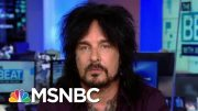 Nikki Sixx: We Must Work To End Stigma Of Opioid Addiction | The Beat With Ari Melber | MSNBC 5