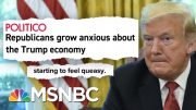 Rattled: Trump Under Pressure On Immigration, Economy | The Beat With Ari Melber | MSNBC 5