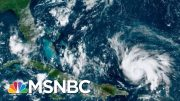Hurricane Dorian Upgraded To Category 2, Could Hit Florida As Category 4 | The 11th Hour | MSNBC 4