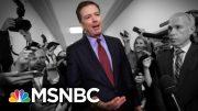 Heavy Criticism From Team Trump, DOJ Report Reveals Comey Broke No Laws | The 11th Hour | MSNBC 4