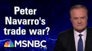 GOP Senators Worried About Economy Under President Donald Trump | The Last Word | MSNBC 3