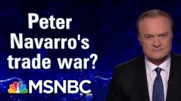 GOP Senators Worried About Economy Under President Donald Trump | The Last Word | MSNBC 5