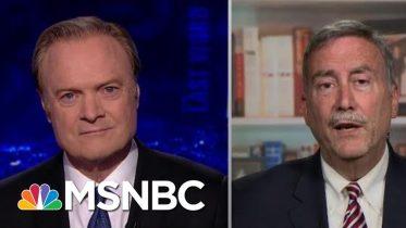 High Trump Disapproval Fuels Dem Hopes To Retake Senate | The Last Word | MSNBC 6