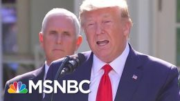 Joe: Trump Had Contempt For Puerto Rico But Interest In Florida   Morning Joe   MSNBC 1