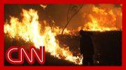 Communities struggle to battle Amazon rainforest fires 4