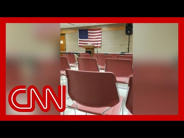 Only one person attended Rep. Steve King's Iowa forum 2