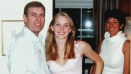 Prince Andrew being questioned over long friendship with Jeffrey Epstein 6