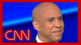 Cory Booker to Biden: You're dipping into the Kool-Aid and don't even know the flavor 4
