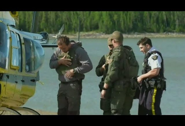 'Mantracker' Terry Grant weighs in on the possible scenarios in Manitoba manhunt 1
