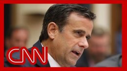 Trump: John Ratcliffe no longer Director of National Intelligence nominee 7