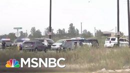 'He's Coming Closer': Witness Recalls Shooter Opening Fire On Family's Car   MSNBC 9