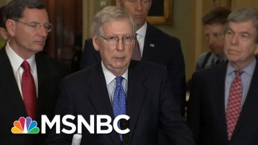 Kristol: McConnell-Darth Vader Comparison Is An Insult To Darth | The Beat With Ari Melber | MSNBC 6