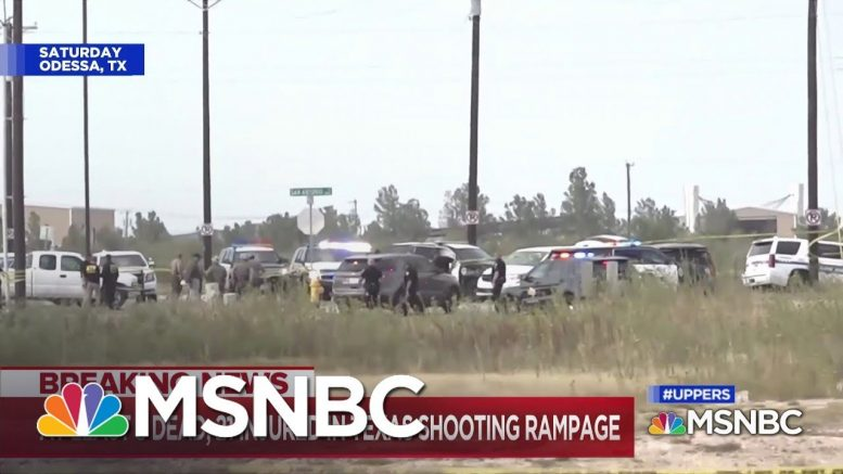 Shooting Witness: The Shots Were So Close To Me | MSNBC 1