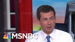 Mayor Pete Discusses The Importance Of Faith In His Life | Morning Joe | MSNBC 8