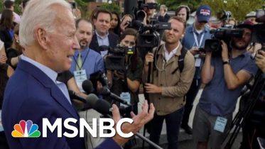 Joe Biden Leads President Donald Trump In Latest Wisconsin Polling | Morning Joe | MSNBC 6