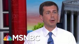 Pete Buttigieg: Race Is Something We Need To Deal With As A Country | Morning Joe | MSNBC 9