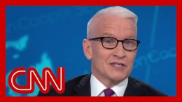 Anderson Cooper: We can't know how much time Trump's wasted on this 2