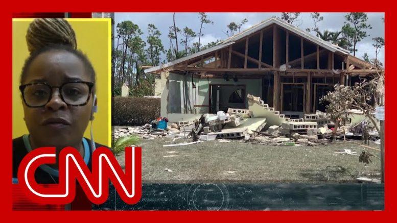 Hurricane Dorian survivor: Bahamas relatives are alive, but not OK 1
