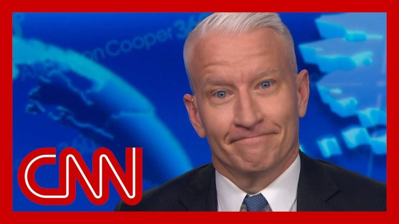 Anderson Cooper: Trump has a new insult for you. Your name. 1