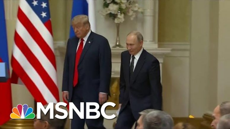 President Donald Trump's Foreign Policy: Chaos | Deadline | MSNBC 1