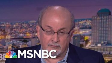 Rushdie Decodes: Nationalists Can't Survive Without Fake History | The Beat With Ari Melber | MSNBC 10