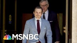 'Wingman' To Witness: Roger Stone Aide Flips | The Beat With Ari Melber | MSNBC 9